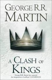 A Clash of Kings (Hardback reissue)