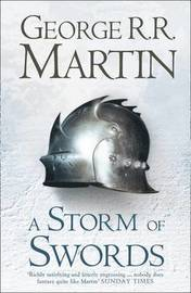 A Storm of Swords (Hardback reissue)
