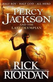 Percy Jackson and the Last Olympian (Book 5)