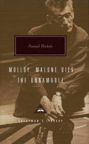 Samuel Beckett Trilogy
