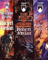 The Wheel of Time, Boxed Set II, Books 4-6: The Shadow Rising, the Fires of Heaven, Lord of Chaos