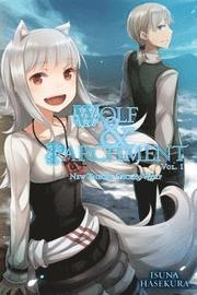 Wolf &; Parchment: New Theory Spice &; Wolf, Vol. 1 (light novel)