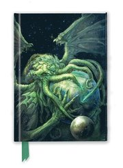 Eddie Sharam Cthulhu Rising Foiled Journal