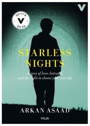 Starless nights : a story of love, betrayal and the right to choose your own life (lättläst, CD + bok)