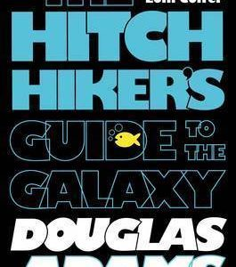 Adams Douglas;The Hitchhiker's Guide To The Galaxy