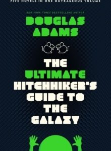 Adams Douglas;The Ultimate Hitchhiker's Guide To The Galaxy