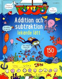 Addition och subtraktion : lekande lätt