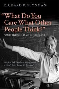 'What Do You Care What Other People Think?'