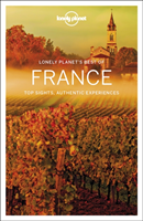 Williams Nicola;Lonely Planet Best Of France