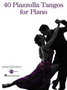 40 Piazzolla Tangos for Piano