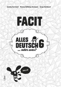 Alles Deutsch 6 Facit