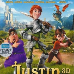 Justin and the Knights of Valour (Blu-ray 3D+Blu-ray)