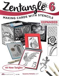 Zentangle 6, Expanded Workbook Edition