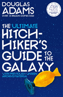 The Ultimate Hitchhiker's Guide To The Galaxy- The Complete Trilogy In Five