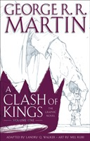 A Clash Of Kings- The Graphic Novel- Volume One