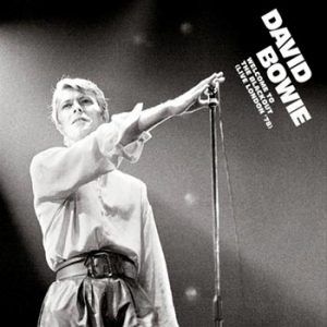 Bowie David: Welcome to The Blackout/Live 1978