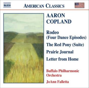 Copland: Rodeo/Red Pony Suite