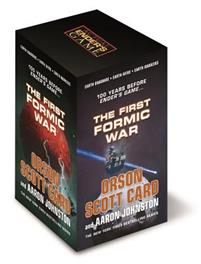 Formic Wars Trilogy Boxed Set: Earth Unaware, Earth Afire, Earth Awakens