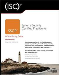 (ISC)2 SSCP Systems Security Certified Practitioner Official Study Guide