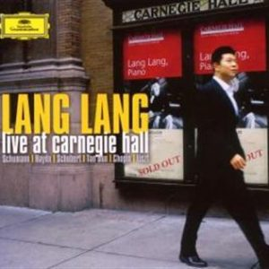 Lang Lang: Live At Carnegie Hall - Deluxe