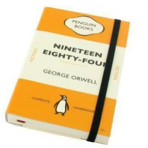 Notebook - Nineteen Eighty-four. George Orwell