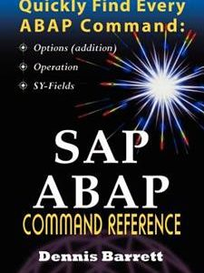 SAP ABAP Command Reference