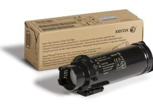 Xerox Black High Capacity Toner Cartridge, WorkCentre 6515, Phaser 6510, (5500 Pages)
