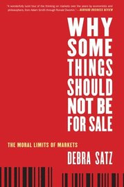 Why Some Things Should Not Be for Sale