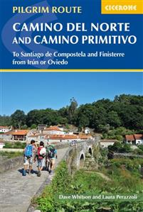 Camino del Norte and Camino Primitivo: To Santiago de Compostela and Finisterre from Irun or Oviedo