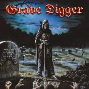 Grave Digger: The Grave Digger (Blue/Black)