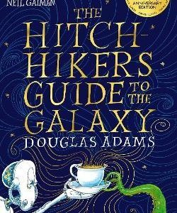 Hitchikers Guide To The Galaxy Illustrated Edition
