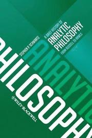 A Brief History of Analytic Philosophy